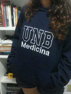 Moletom UnB Medicina