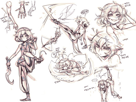 Sketch for Uuku