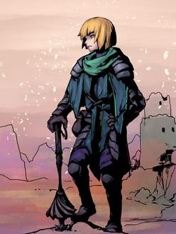 Reigan, Inquisitor