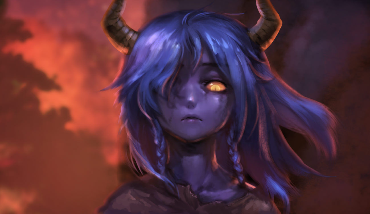 COMIC - SHYVANA ~THE HALF DRAGON TALE~