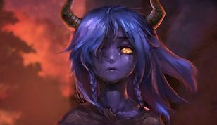 Shyvana ~ the Half Dragon Tale (ENG)