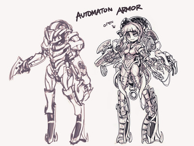 Automaton Armor