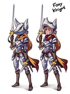 Foxy Knight