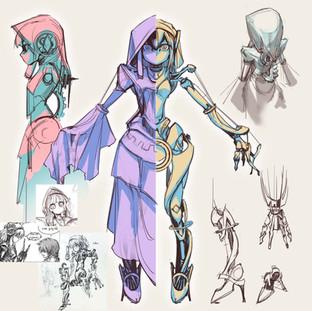 Colosa, The Automaton Golem
