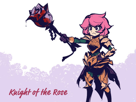 Knight of The Rose
