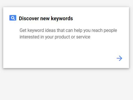 怎样使用谷歌关键词竟价排名工具 ?