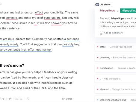怎样使用免费版在线英文语法纠错工具?