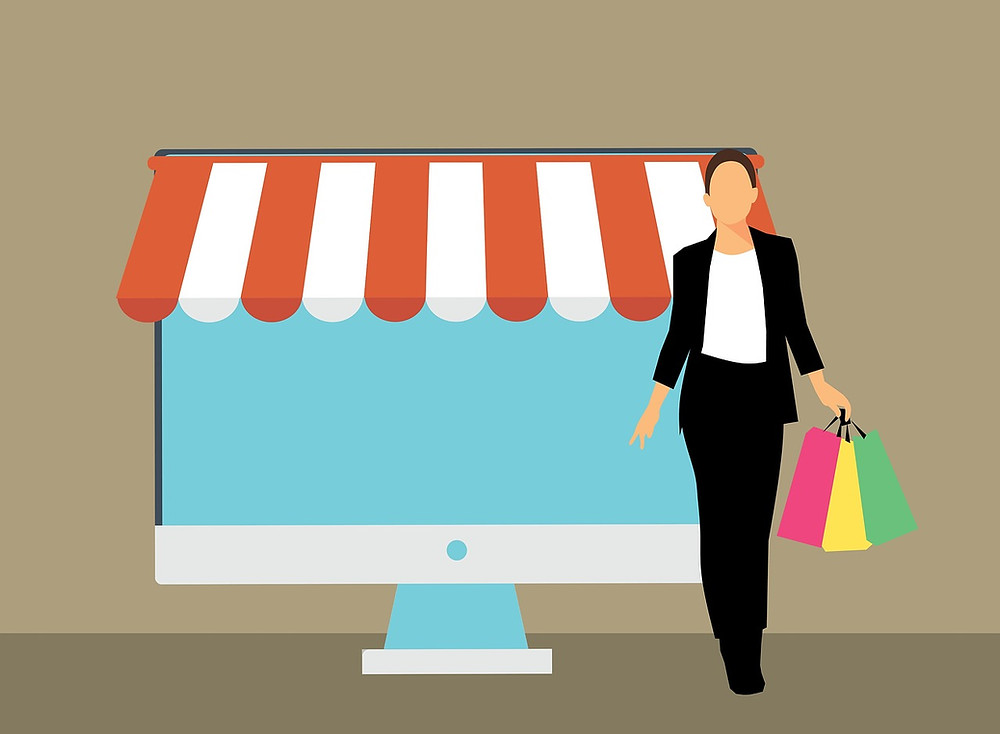 如何策划开网店