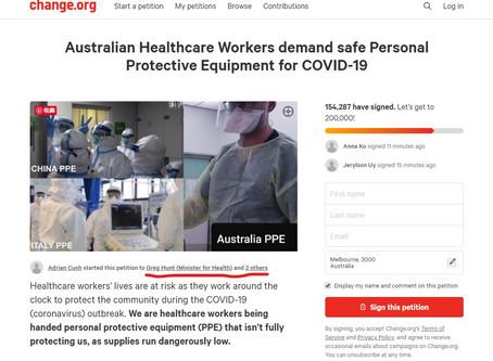 新冠疫情期间,怎样用请愿网站让政府听到您和群体的声音?
