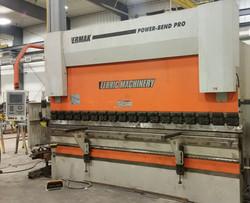 250 Ton Break Press
