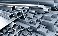 Steel Aluminum & Stainless Steel