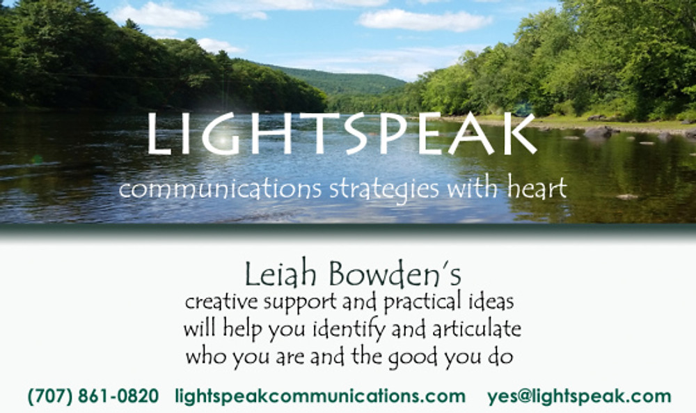 Lightspeak communications Luzerne