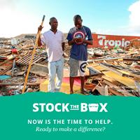 Shelter Box, Bahamas Relief