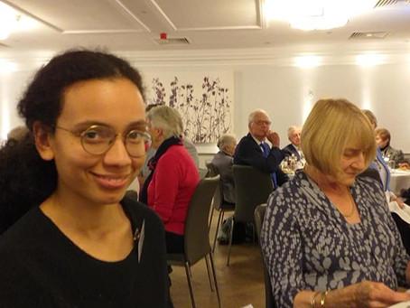 International Grant Recipient, Priscilla Otero