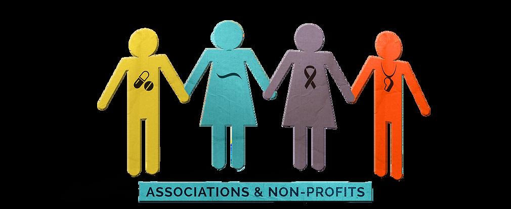 Associations & Non-Profits Connected Health Solutions: Walkin Challenge, Hypertension Management