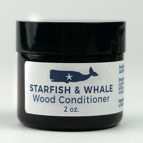 Starfish & Whale Wood Conditioner