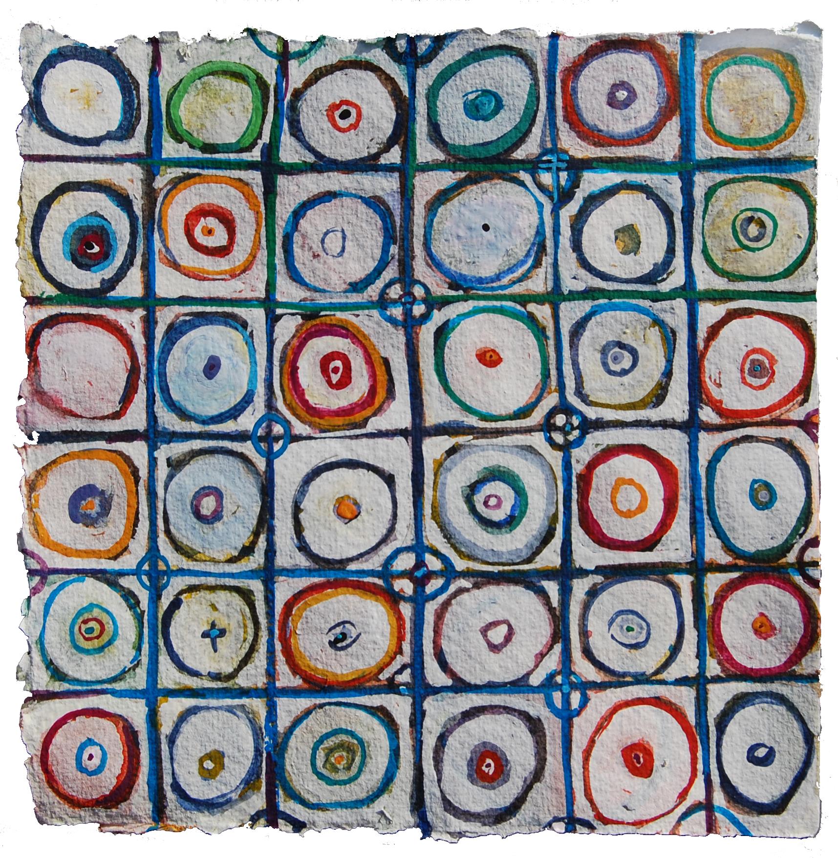 Untitled (Study of Circles 1)