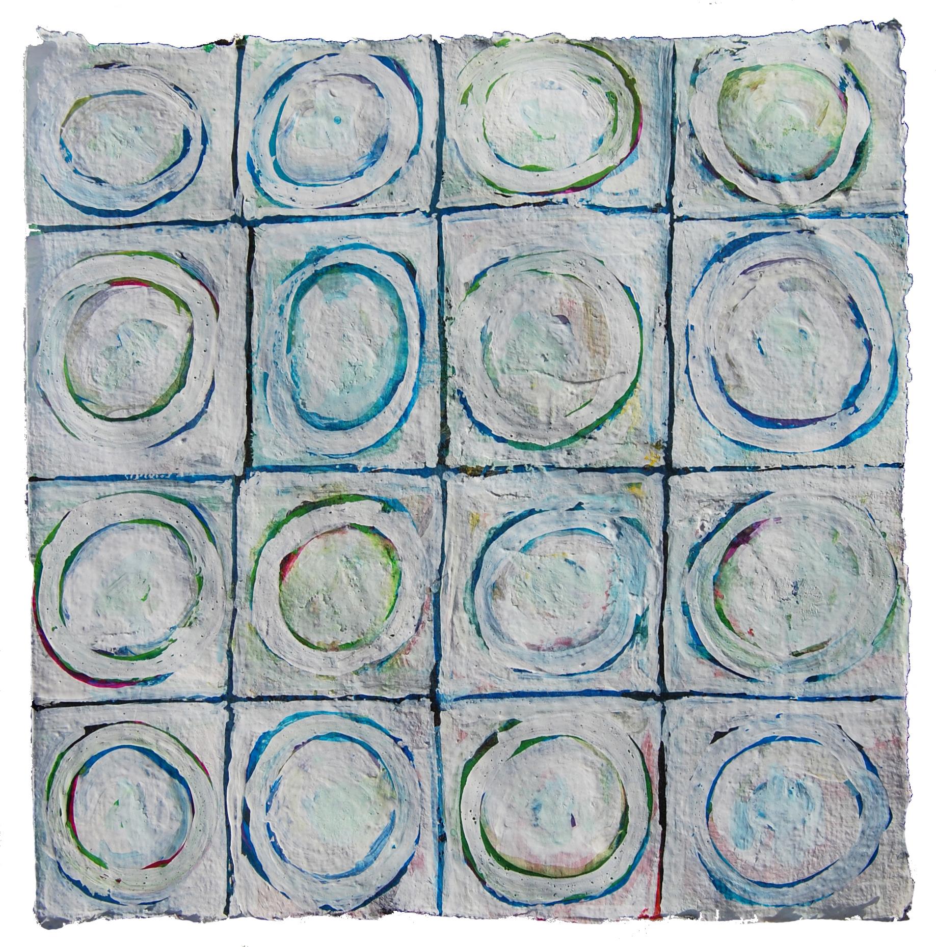 Untitled (Study of circles 2)