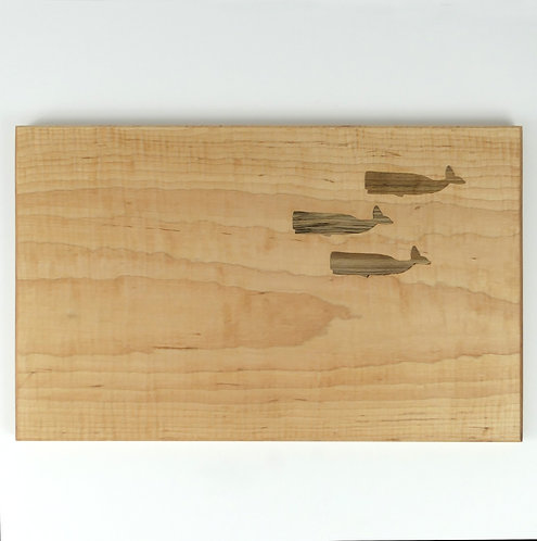 Whale, Whale, Whale Serving Board