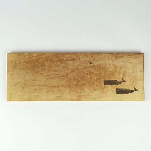 Whale Longboard