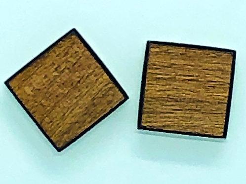 Square Wood Studs 10mm