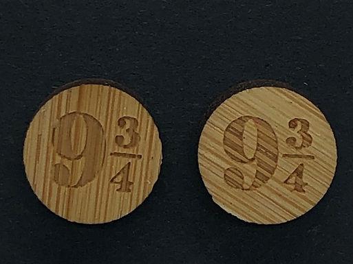 9 3/4 Earrings