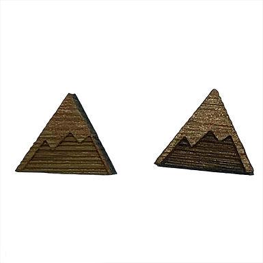 Mountain Earrings