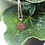Thumbnail: Rose Gold Wood Necklace 12mm