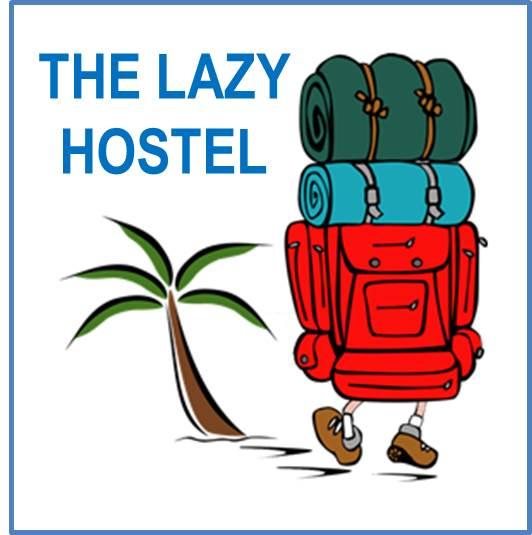 Lazy Hostel Sticker