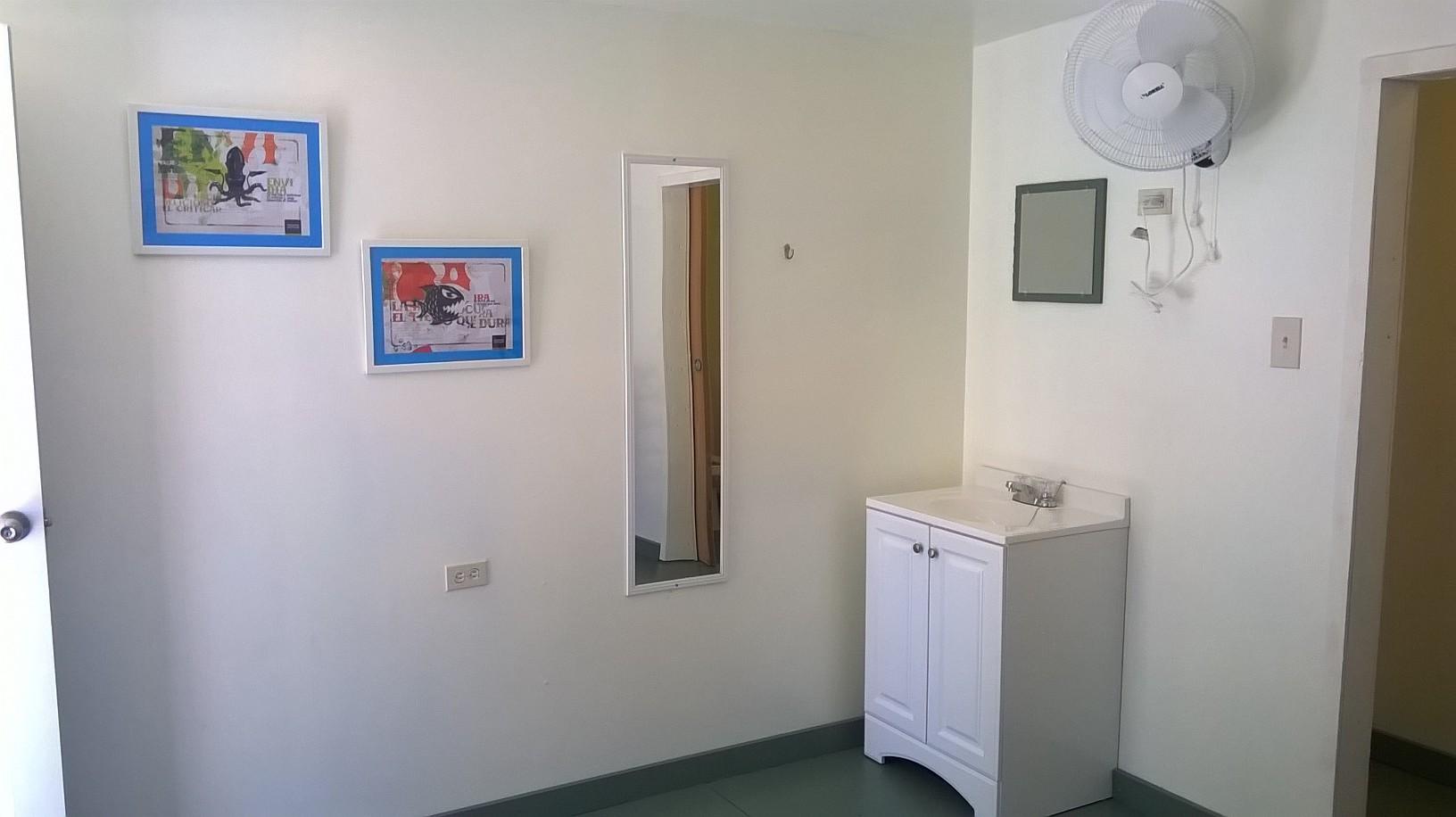 En Suite sink