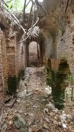 The Sugar Mill Ruins