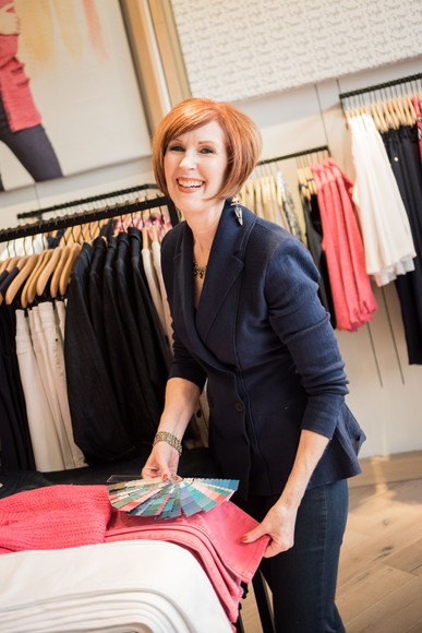 Styling in a Virtual World with Image Consultant Ginger Burr