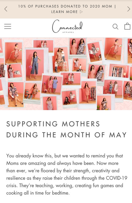 Did you know May is Maternal Mental Health month?