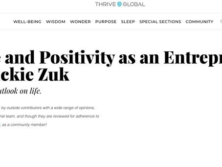 Building Confidence as an Entrepreneur on THRIVE