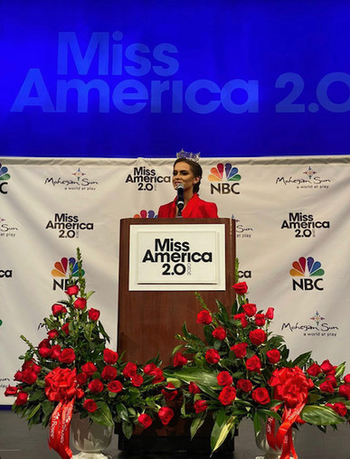 WHO'S NEXT? Miss America 2020!