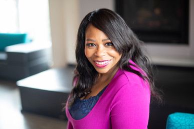 Meet Monica M. Bijoux, Founder & CEO of DECIDE TO MOVE, Podcast Host, Int'l Speaker, Author,