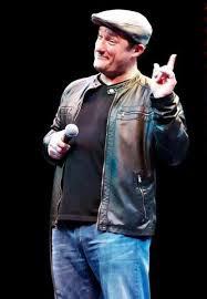 Boston Comedian Dave Russo
