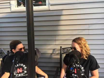NEXTonSCENE Boston Nurses taking the podcasting scene by STORM