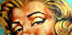 Marilyn Monroe Art Diana Francia