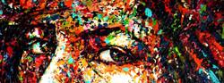 Pintores colombianos Diana Francia