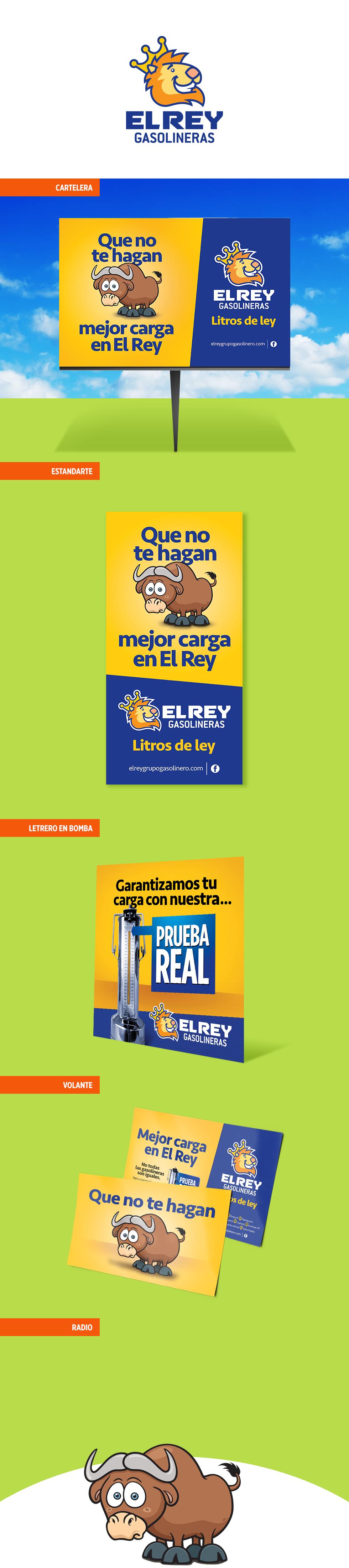 El Rey Gasolineras