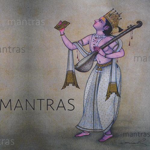 MANTRAS - CD
