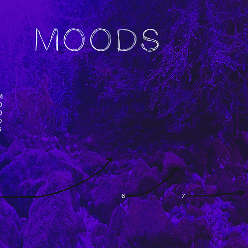 MOODS - CD