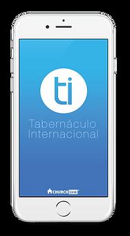 Tabernaculo Internacional App Phone