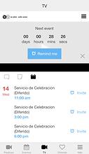 Tabernaculo Internacional App