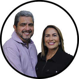 Pastores Luis y Libia Charry