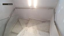 Pegamão parede retangular