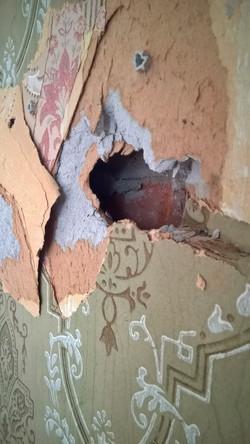 Демонтаж стен