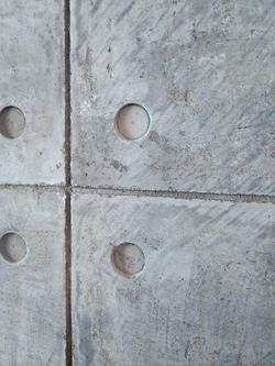 Декоративный бетонный потолок