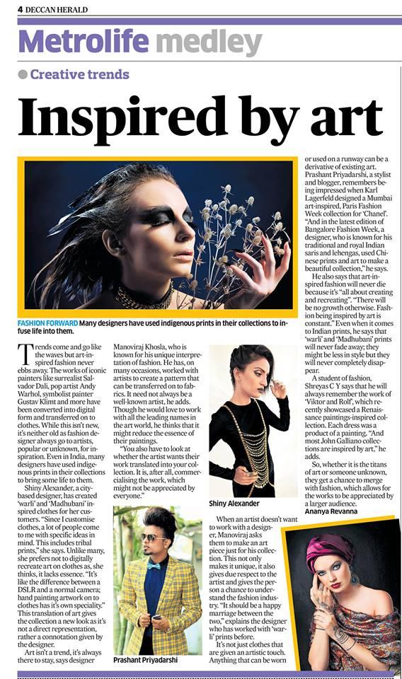 Deccan Herald Metrolife